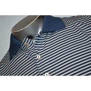 7084 Mens Peter Millar Polo Shirt Summer Comfort